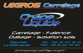 Logo Legros carrelage