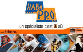 Logo HABIPRO