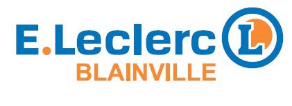 Logo Leclerc Blainville