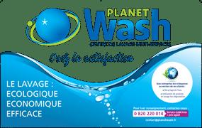 Logo Planet Wash