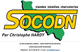 Logo SOCODN